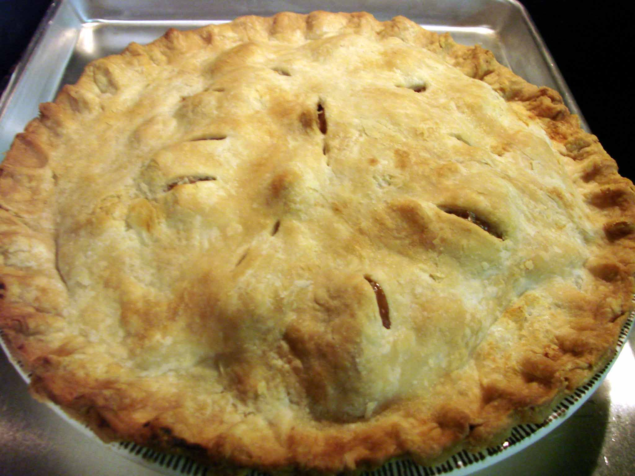 Permalink to Old Fashioned Apple Pie